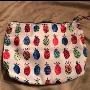Pura Vida Pineapple Print Bag
